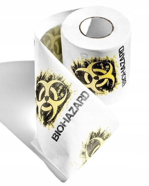 Туалетная бумага BIOHAZARD XL