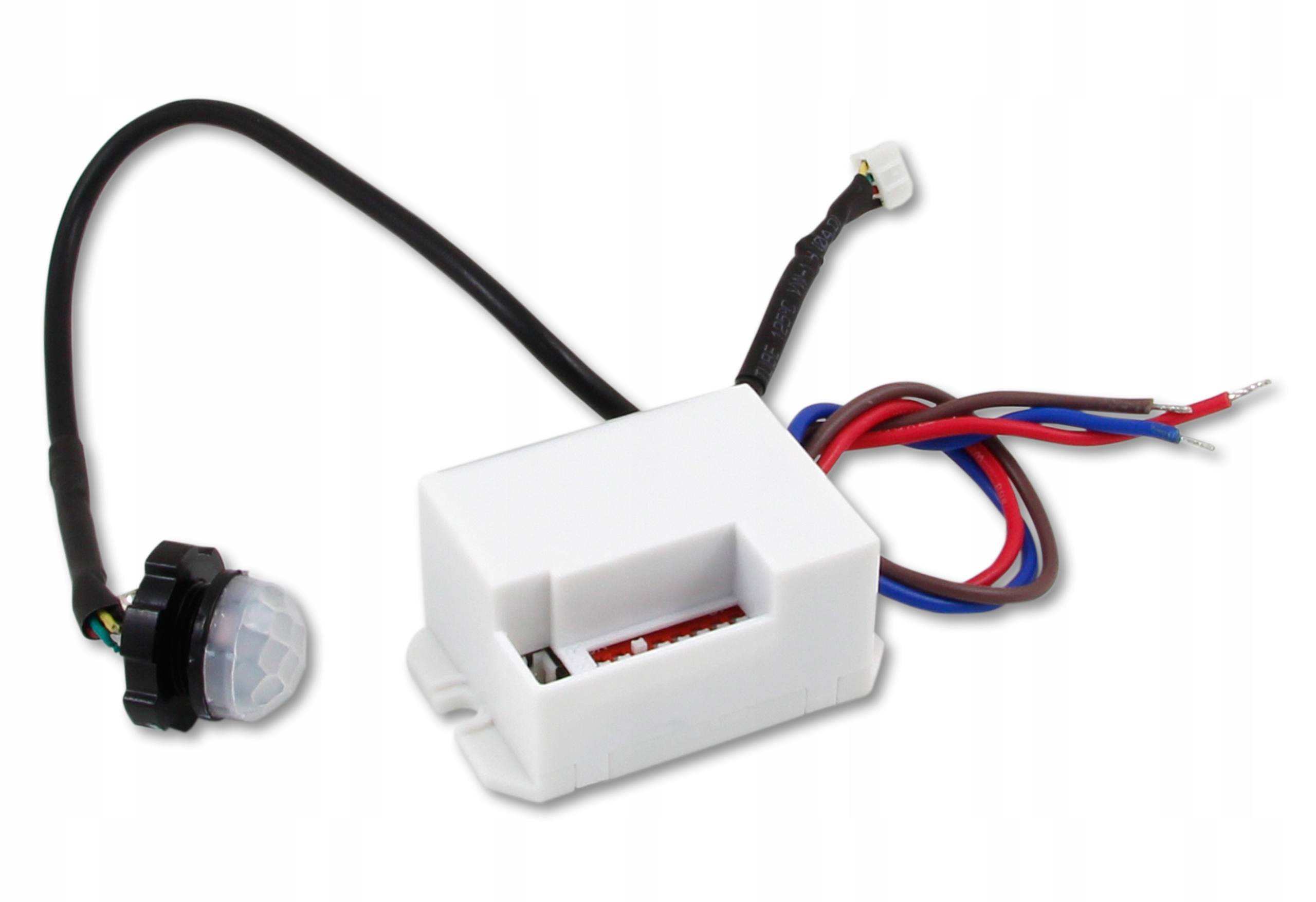 Czujnik RUCHU zmierzchu LED sensor mini sonda PIR