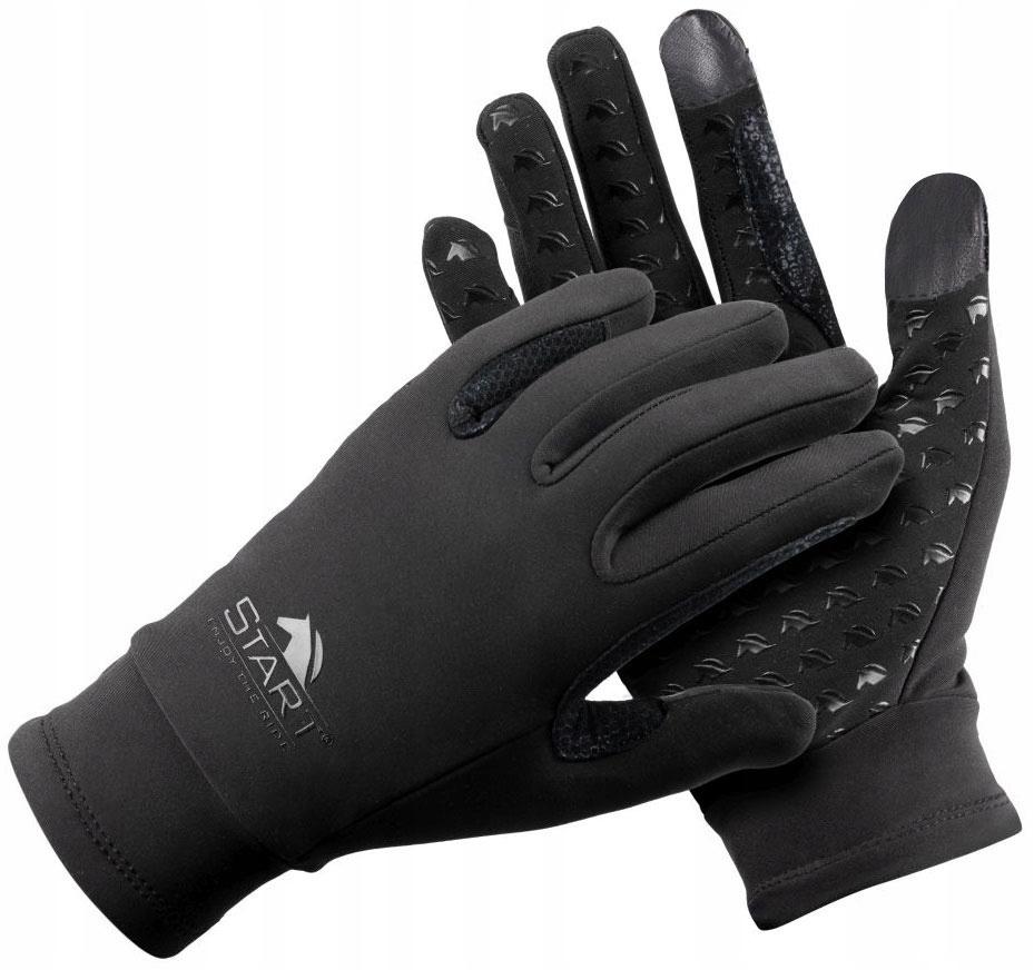 Zimné rukavice Start Breton - BLACK XL