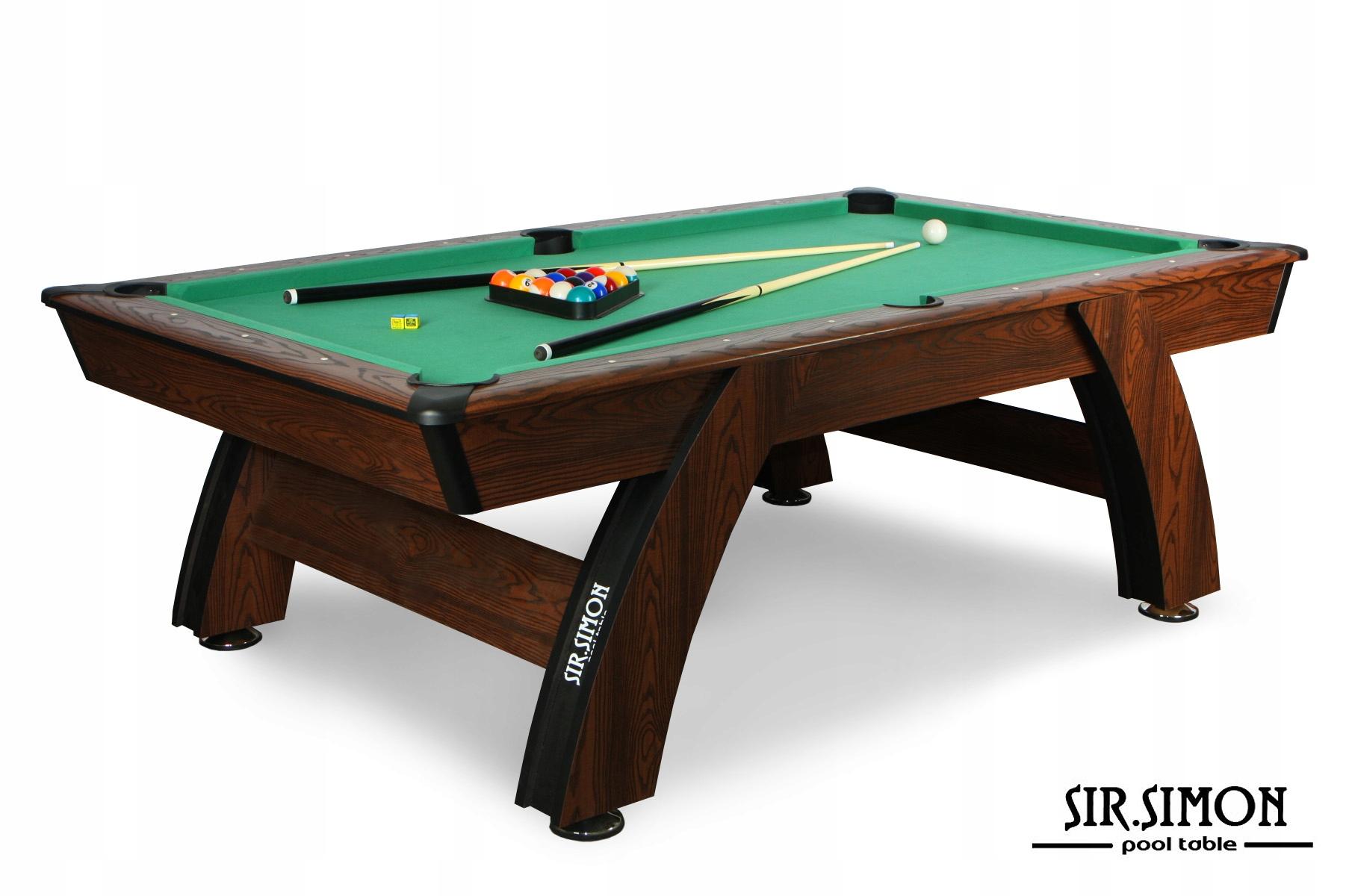 Бильярдный стол Hertz SIR SIMON XL полный комплект