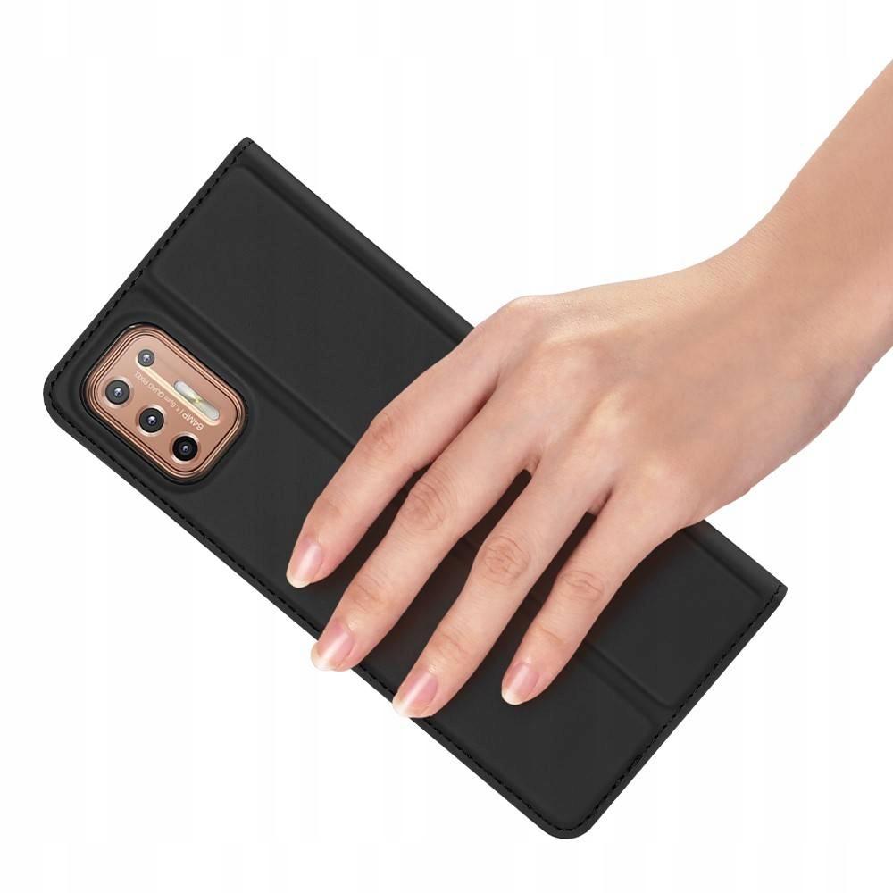 Etui DUXDUCIS do Motorola Moto G9 Plus Czarny Przeznaczenie Motorola