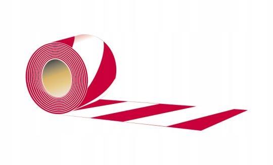 TAPE TYPE A DOUBLIVEJNÝ 8,5 x 100 MB červenej bielej farby