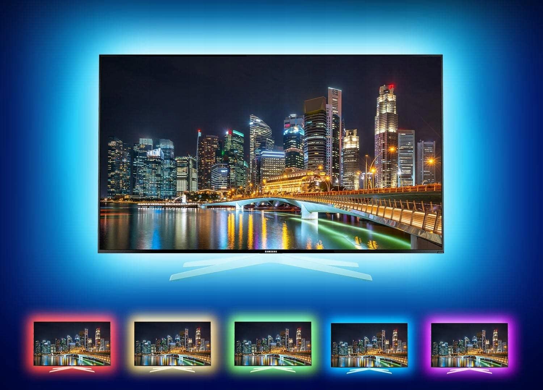 LED STRIP 5050 RGB TV USB BLUETOOTH APP Produktkode LED STRIP 5050 USB BLUETOOTH TV
