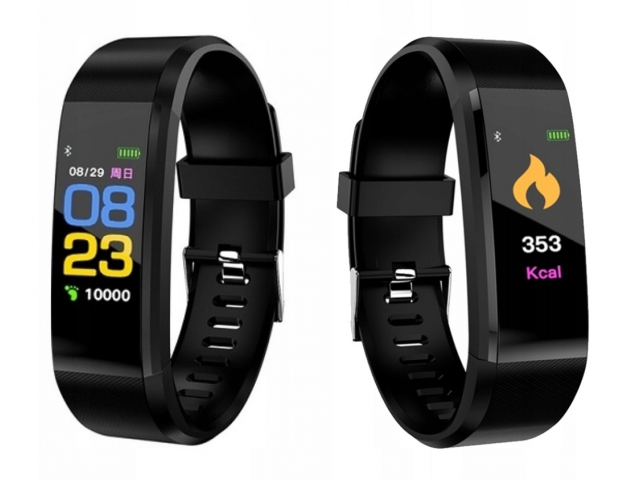 SMARTBAND SMARTWATCH SPORTS BAND Шагомер