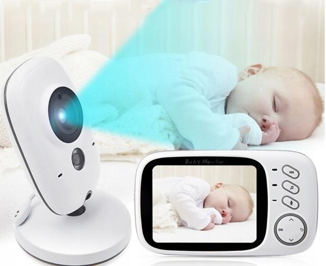 VB603 BABY Monitor Niania elektroniczna opiekun Wiek dziecka 0 +