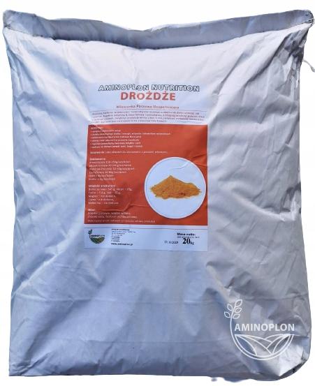 Дрожжи Aminoplon 20 кг, дополняющие рацион животных