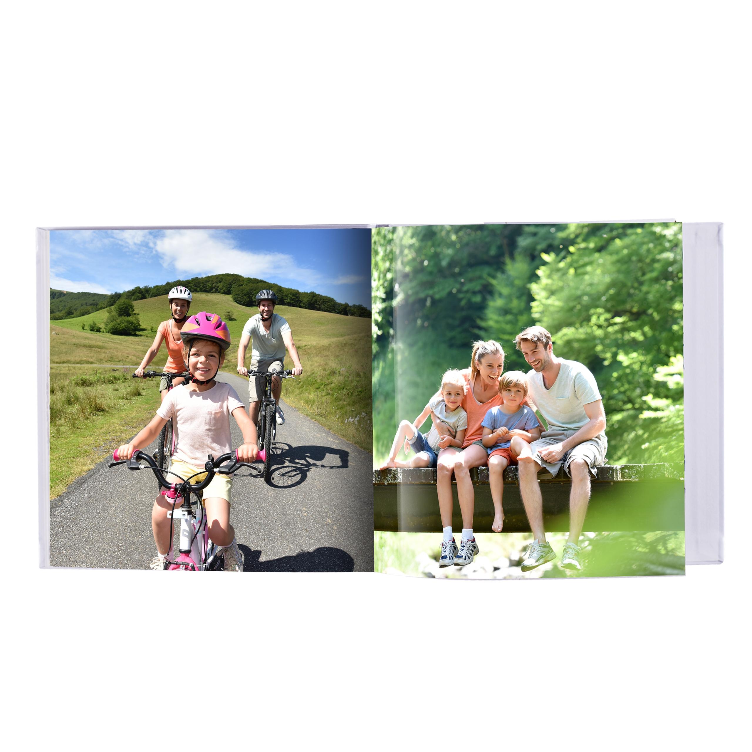 Item Photo book, photo Album square 20x20 - 40 pages