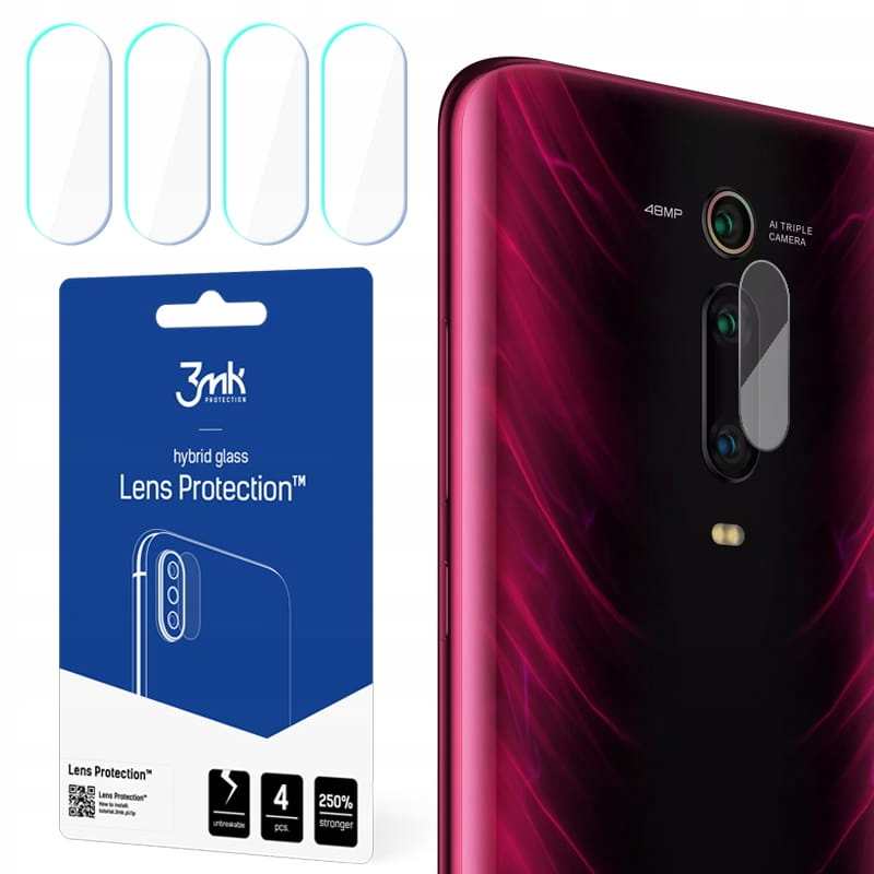 3mk Flexible Glass Lens szkło Kamerę Xiaomi Mi 9T