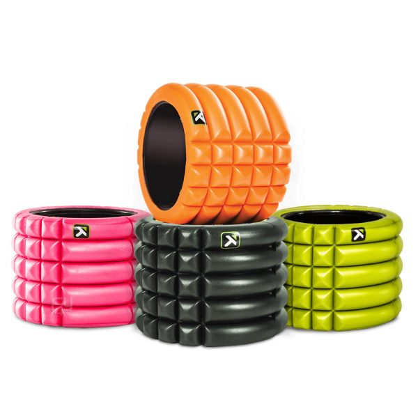Terapia Mini Trigger Point Roller Grid