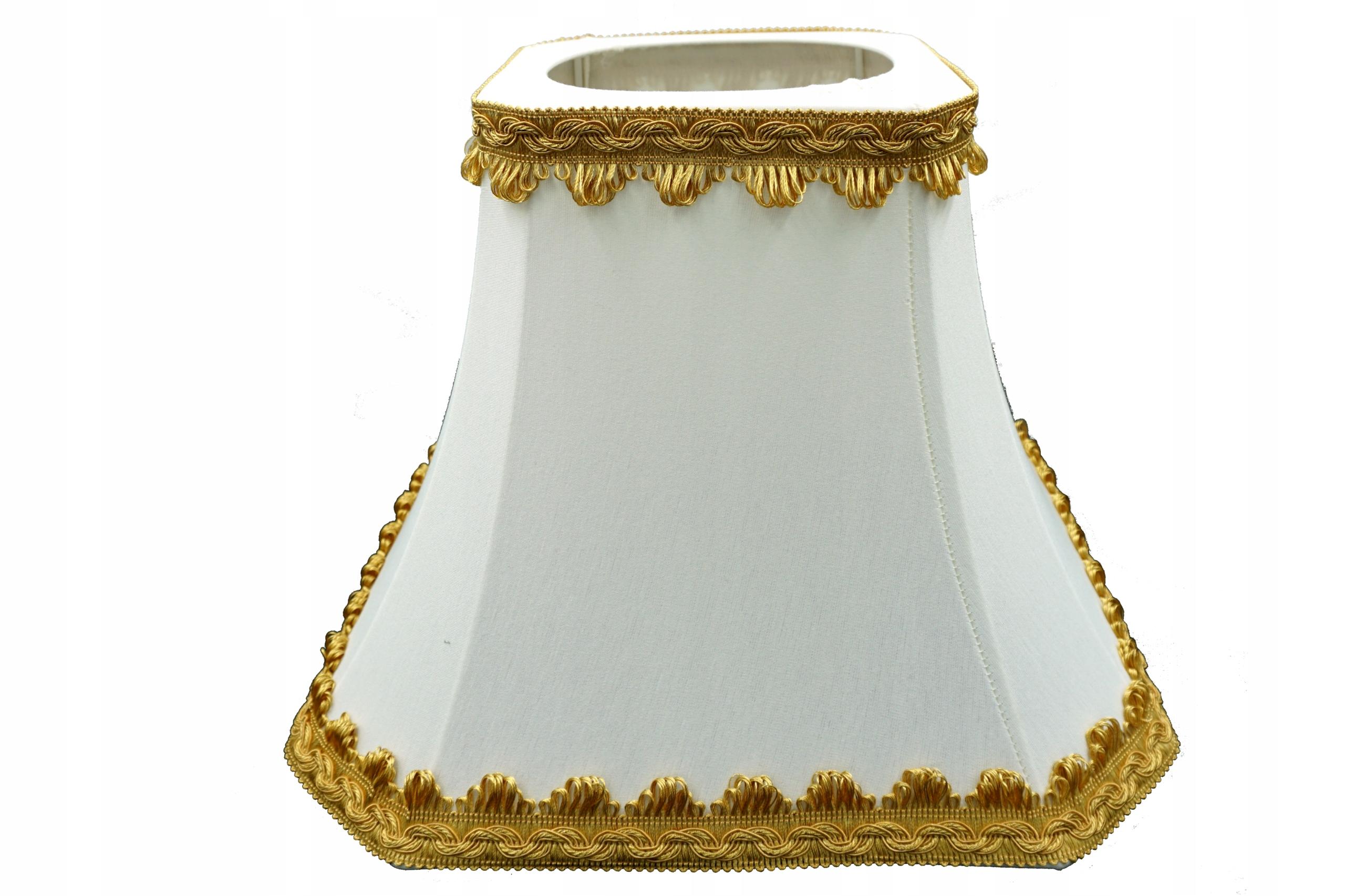 Tienidlo Retro Tienidlo Octagon Ecru / Gold 23x45x36