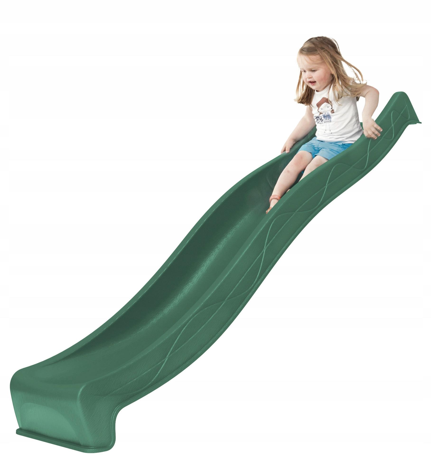 Slide Slide Water Slide 3m Tsúri Zelená
