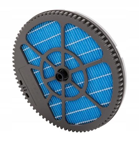 Oczyszczacz powietrza Sharp KC-G50EU-W + nawilżacz Wydajność oczyszczania 306 m³/h