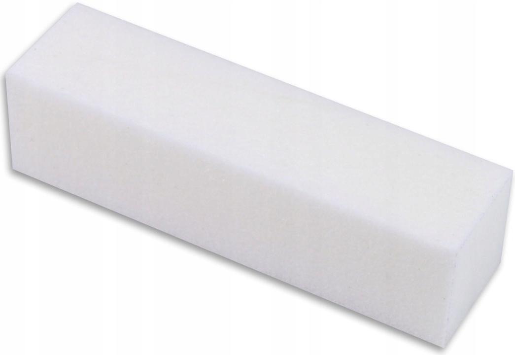 Blok ścierny bloczek polerski 100/100 BIAŁY
