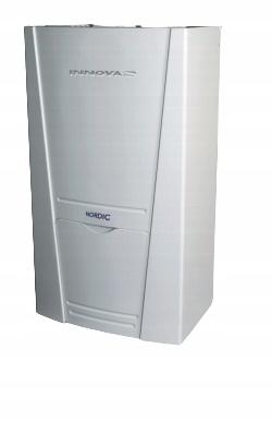 Pompa ciepła INNOVA NORDIC II 12kW 3-fazowa Rodzaj powietrze-woda