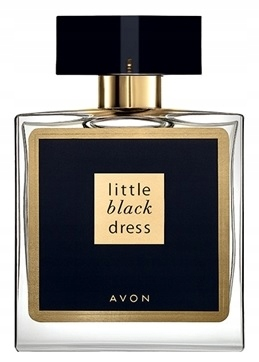 AVON LITTLE BLACK DRESS Dla Niej 100 ml XXL+GRATIS