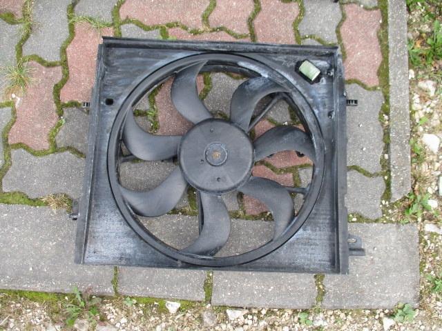 вентилятор z корпусом qashqai ii j11 kadjar 1 2