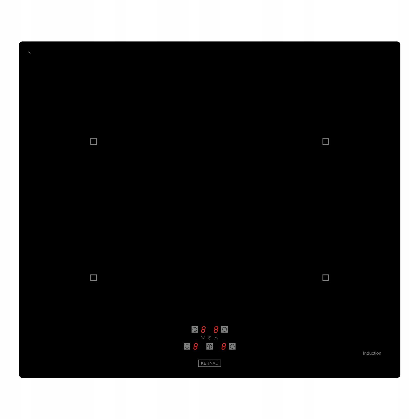 Płyta indukcyjna KERNAU KIH 64.2 STAND-BY