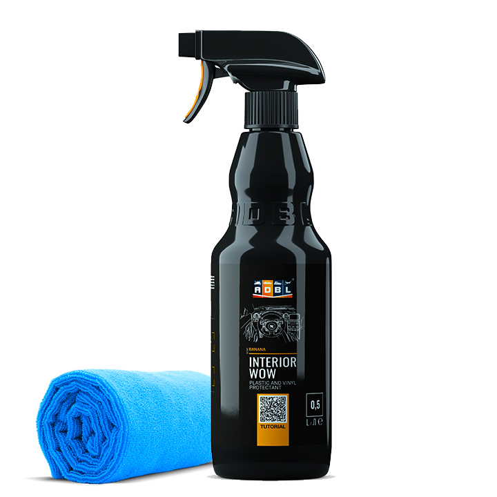 ADBL Интерьер WOW Одевание для пластиковой резины 500мл