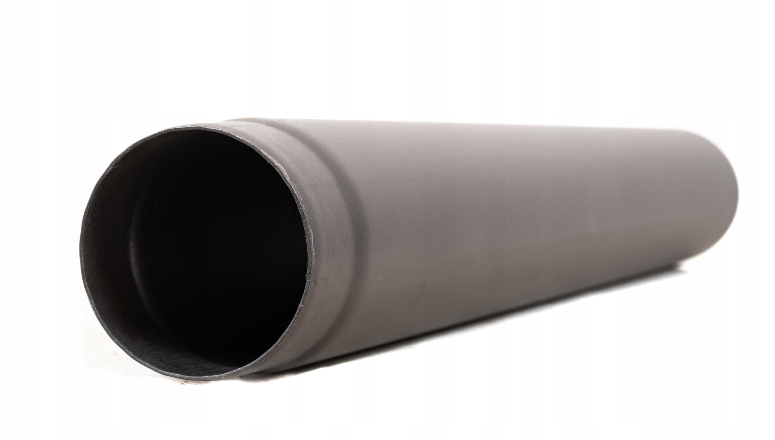 RURA KOMINOWA SPALINOWA DYMOWA 2mm FI 130 KOMINEK Kod produktu KOLANKO ŻAROODPORNE NASTAWNE DYMOWE