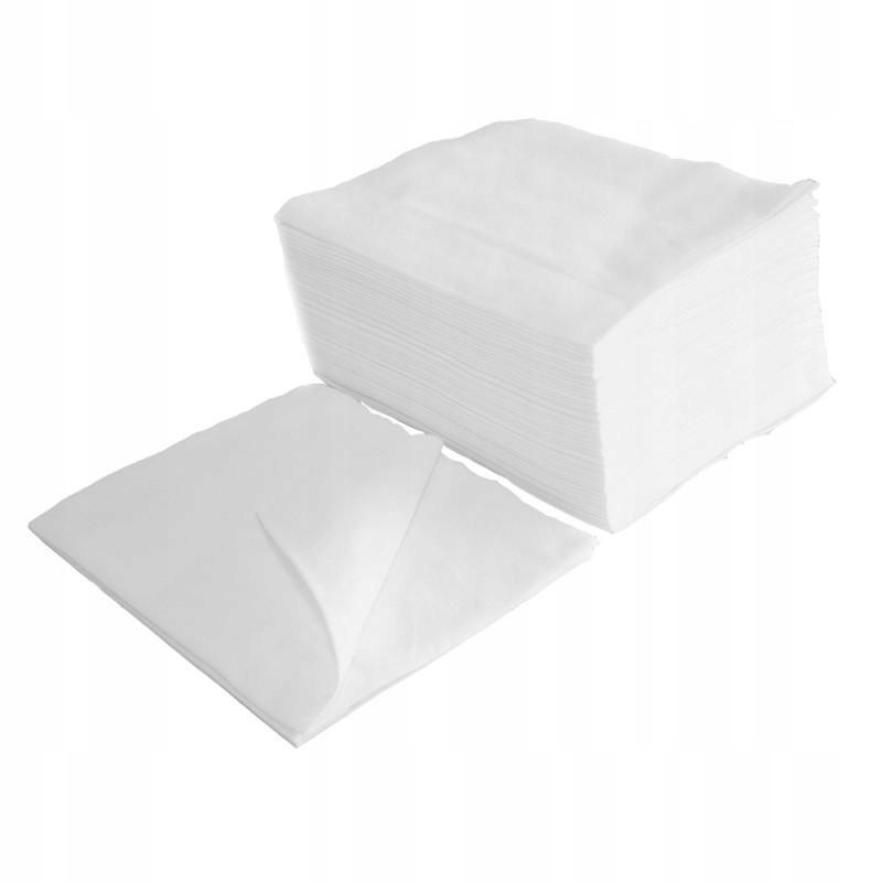 Салфетки на флизелиновой основе перфорированные 50х38 10 шт.
