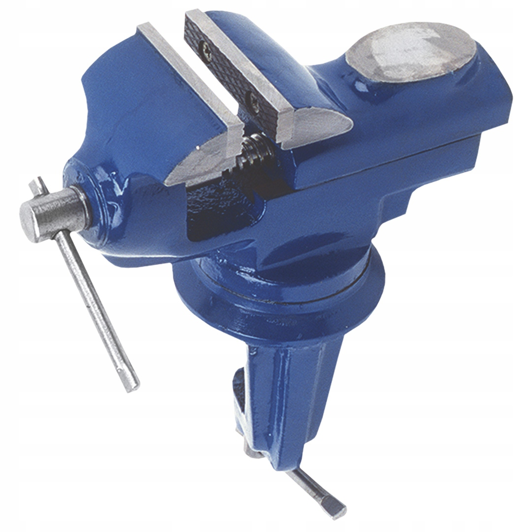 Поворотные тиски по металлу 60 мм, Top Tools 07A206