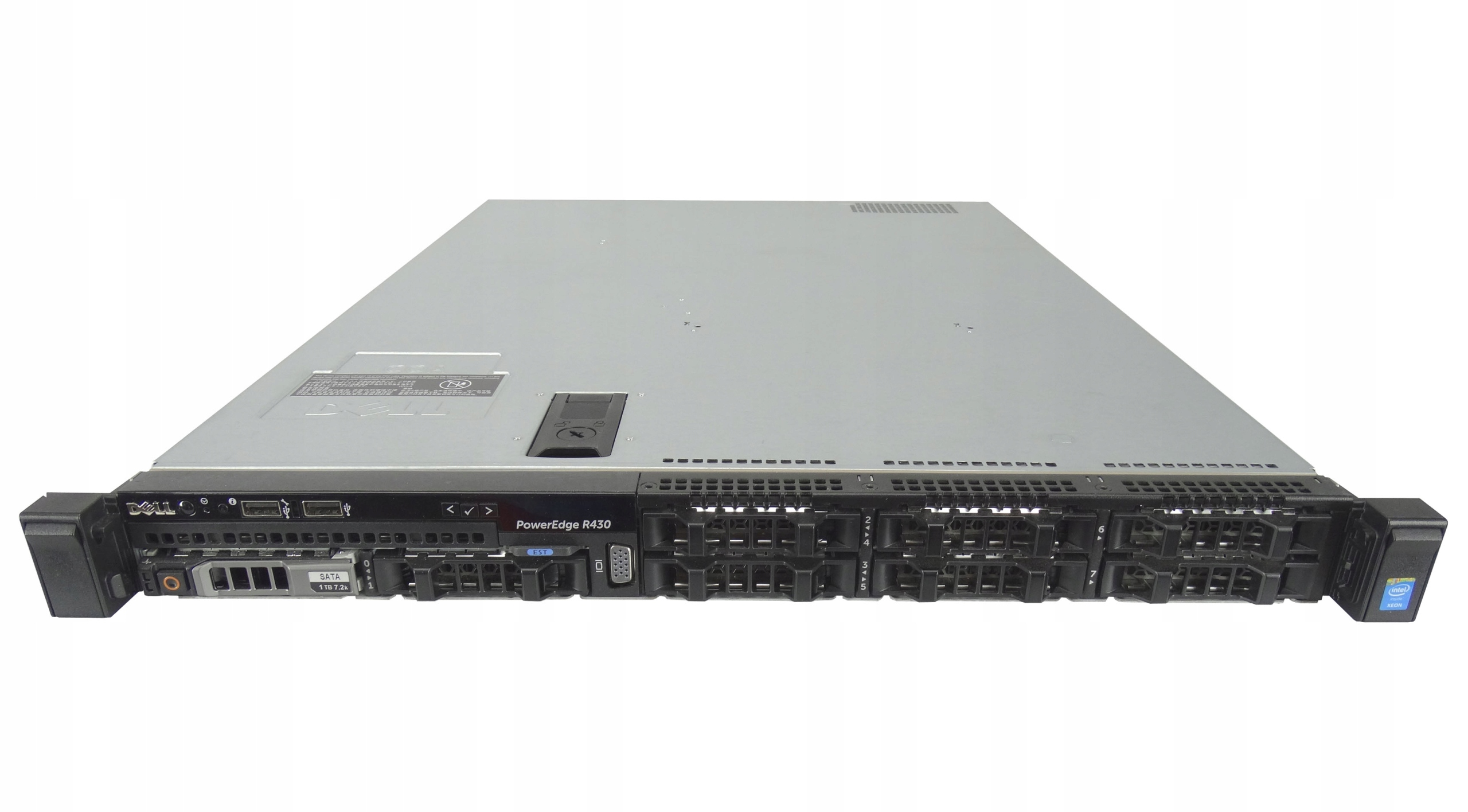 Купить Dell R430 8x2.5 E5-2670v3 64GB H730p 2x146GB 15K на Otpravka - цены и фото - доставка из Польши и стран Европы в Украину.