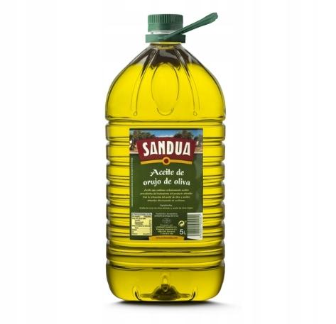 Оливковое масло Pomace Sandua 5L