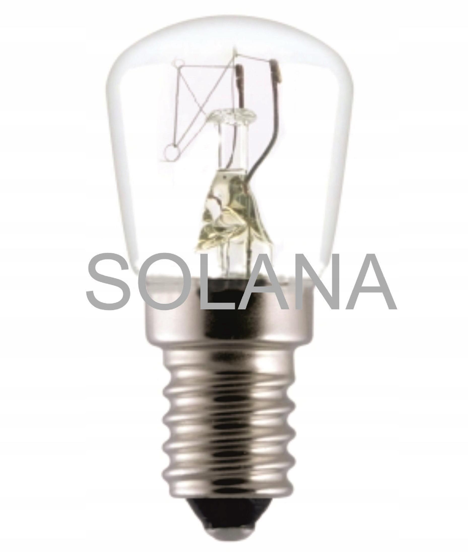 Żarówka do lampy solnej gwint E14 15W