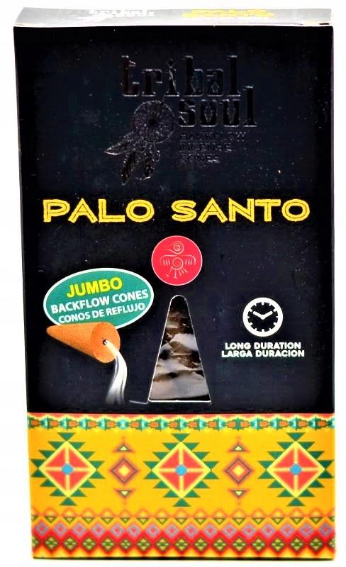 Kadzidełka stożkowe PALO SANTO TRIBAL 10 KADZIDŁO Kod producenta TribalBF-02