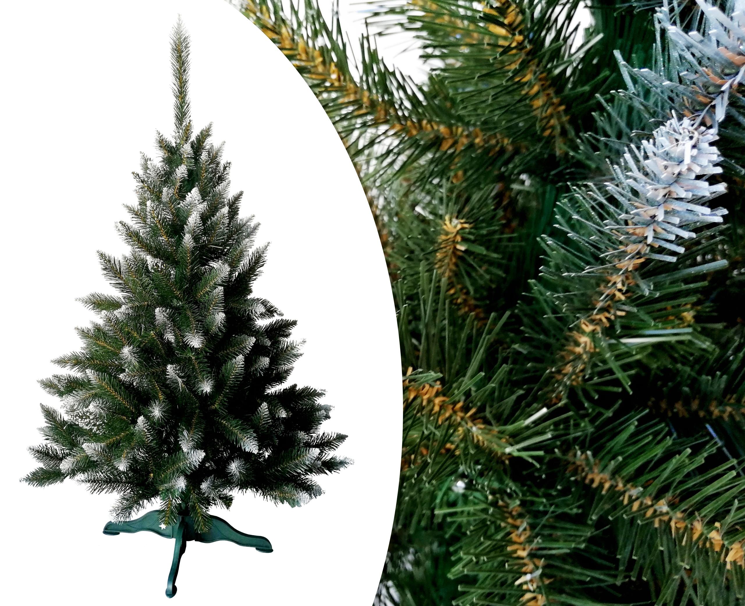 Vianočný stromček DIAMOND SPRUCE 100 cm so stojanom