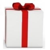 pudełko prezentowe prezent duże ozdobne
