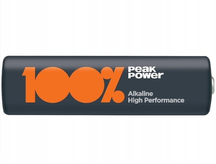 40x bateria alkaline GP PEAK POWER R3 AAA paluszek EAN 4891199189043