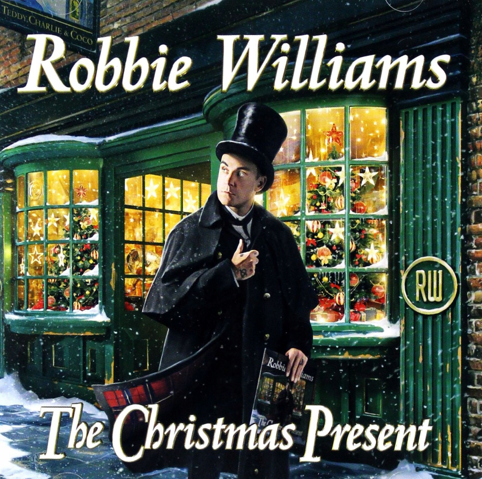 Item ROBBIE WILLIAMS: THE CHRISTMAS PRESENT (2CD)