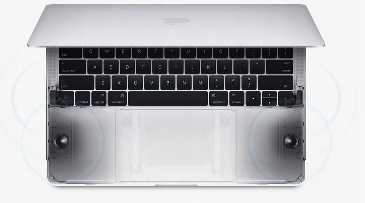 """MacBook Pro Retina 13'' i5 2.7GHz 16GB 512GB 2015 Przekątna ekranu 13.3"""""""