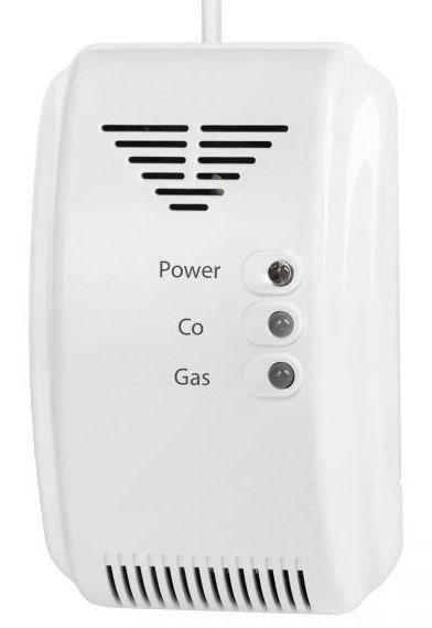 Czujnik Gazu Ziemnego LPG Czadu Tlenku Węgla CO