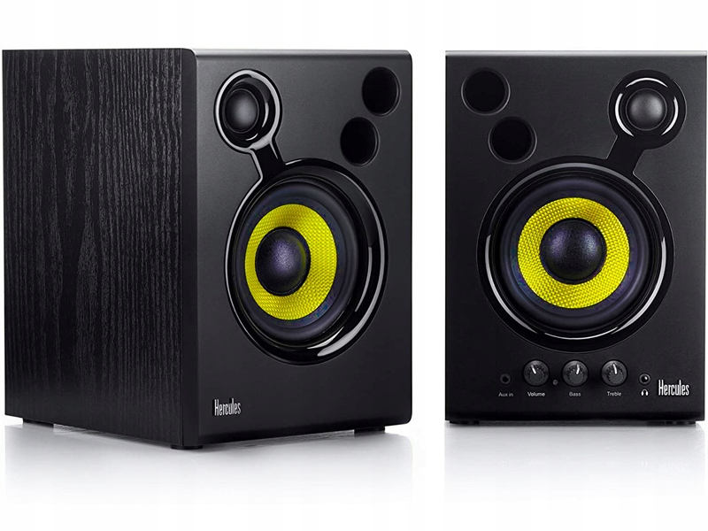 Item STUDIO MONITORS HERCULES DJM42 - ACTIVE - PAIR