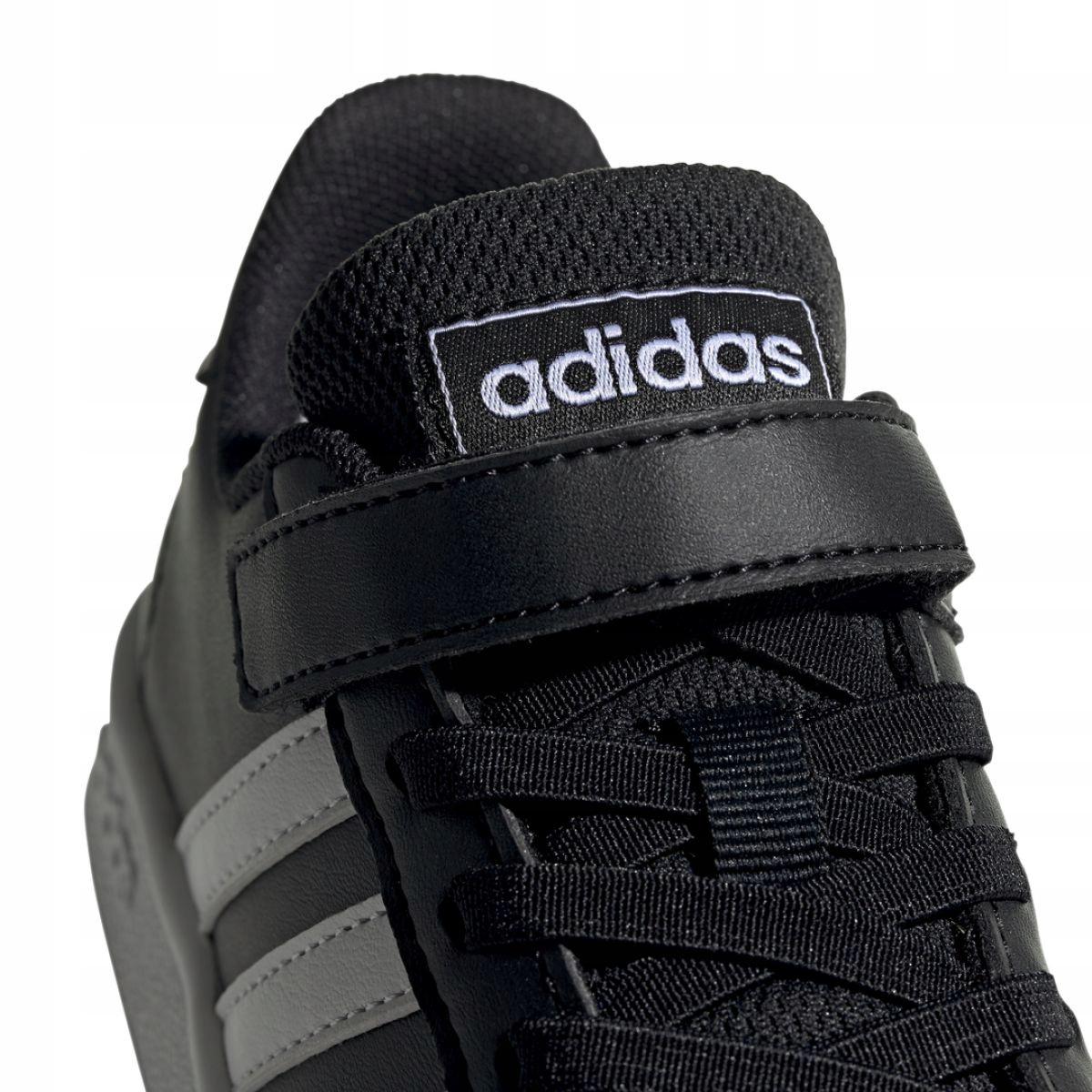 Buty dla dzieci adidas Grand Court C EF0108 34