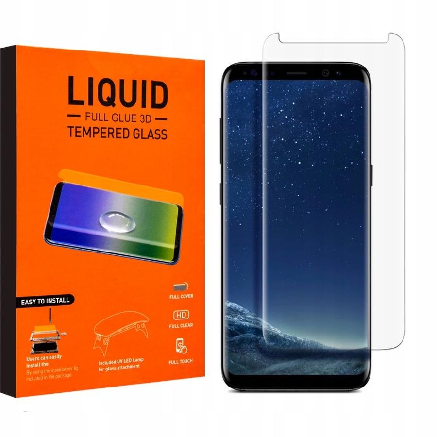 Zestaw Naprawczy Szkło Klej Tmax Do Galaxy S8 Plus