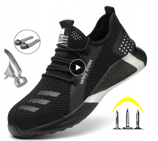 Безопасность труда и защитная обувь Защитная обувь Спортивная обувь LIGHT