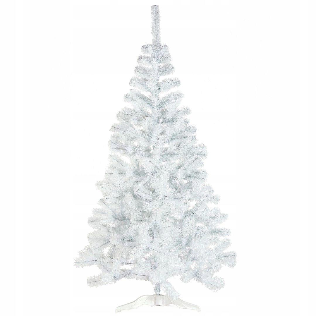 Vianočný stromček DecoKing White Fir Snow 120