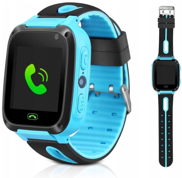SMARTWATCH ZEGAREK DLA DZIECI APARAT + LOKALIZATOR Rodzaj smartwatch