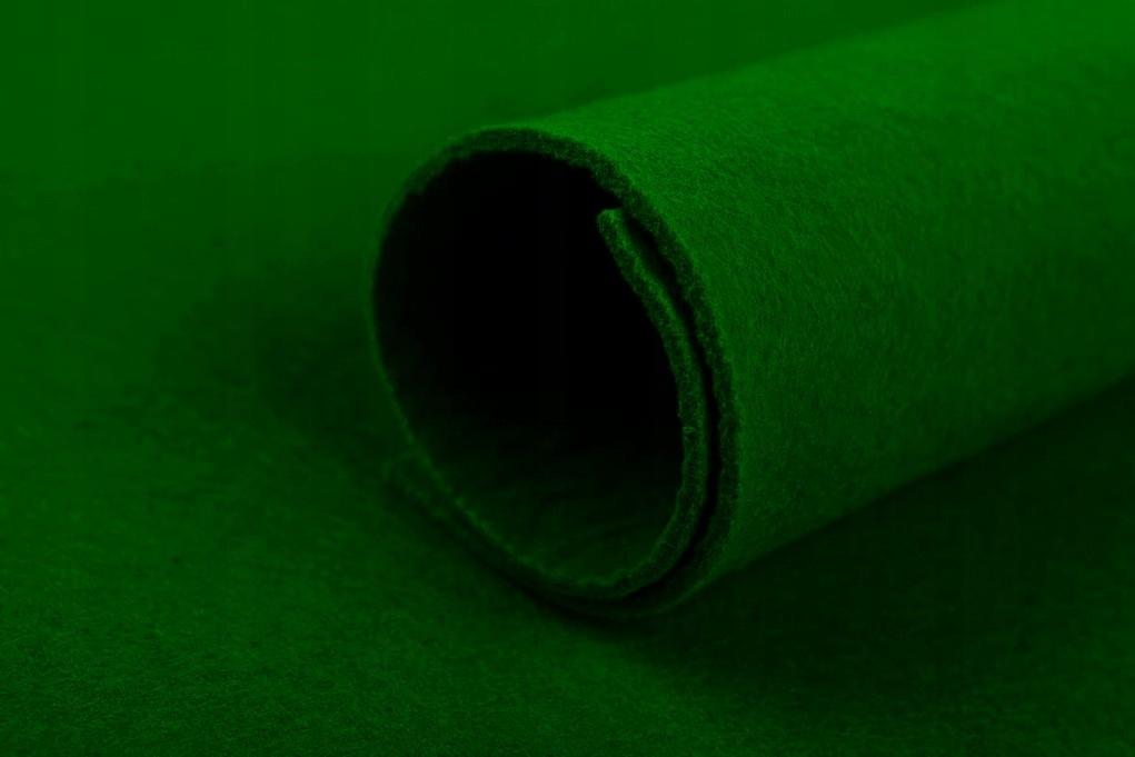 Декоративная ткань FELT PREMIUM GREEN DARK