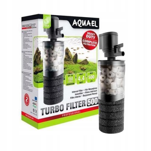 Aquael Turbo 500 (N) Внутренний фильтр