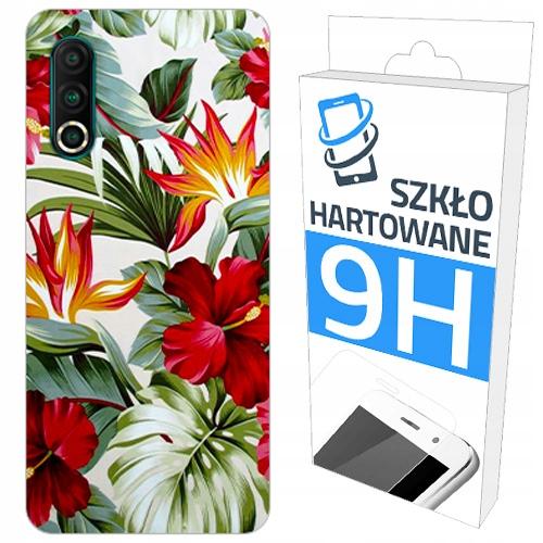 200wzorów Etui+szkło Hartowane do Meizu 16S Pro