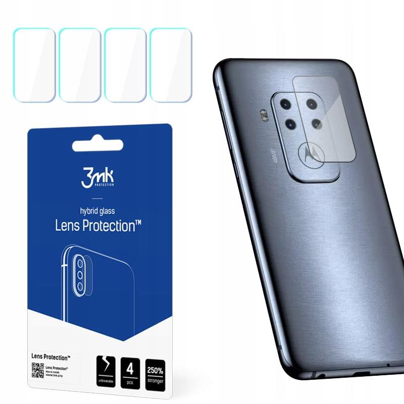 Motorola One Pro ( 4 sztuki) 3mk Szkło na Obiektyw