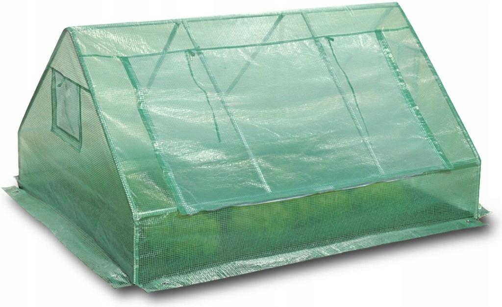 Tunel Mini skleník INSPEKT sejisko 1,4x1,8 m Výrobca Focus Garden