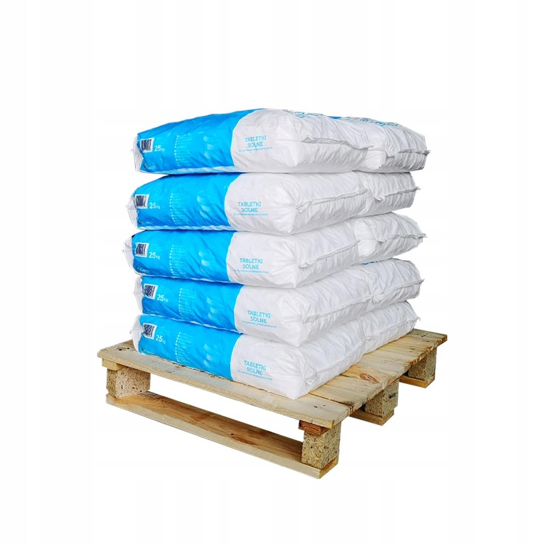 СОЛЬ В ТАБЛЕТКАХ CIECH SALT TABLET 10 x 25 кг