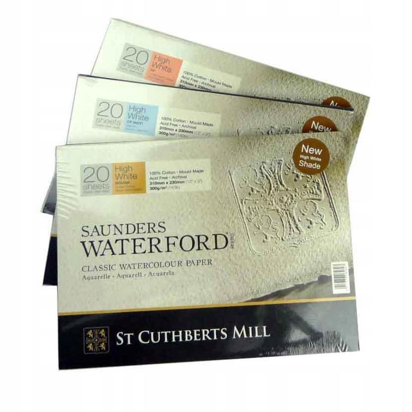Karton 56x76 Saunders Waterford HP HW 300g