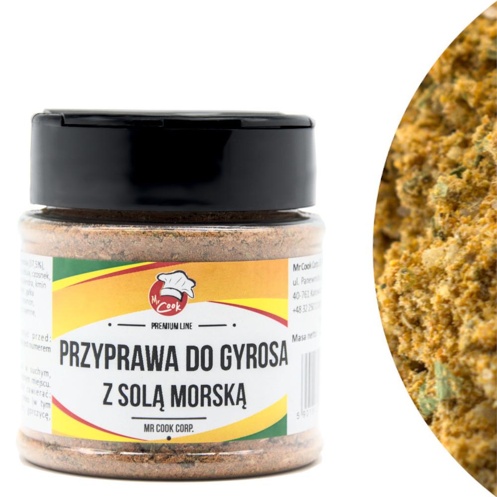 Купить Приправа GYROS 120g # Natural # Efficient # Quality на Otpravka - цены и фото - доставка из Польши и стран Европы в Украину.