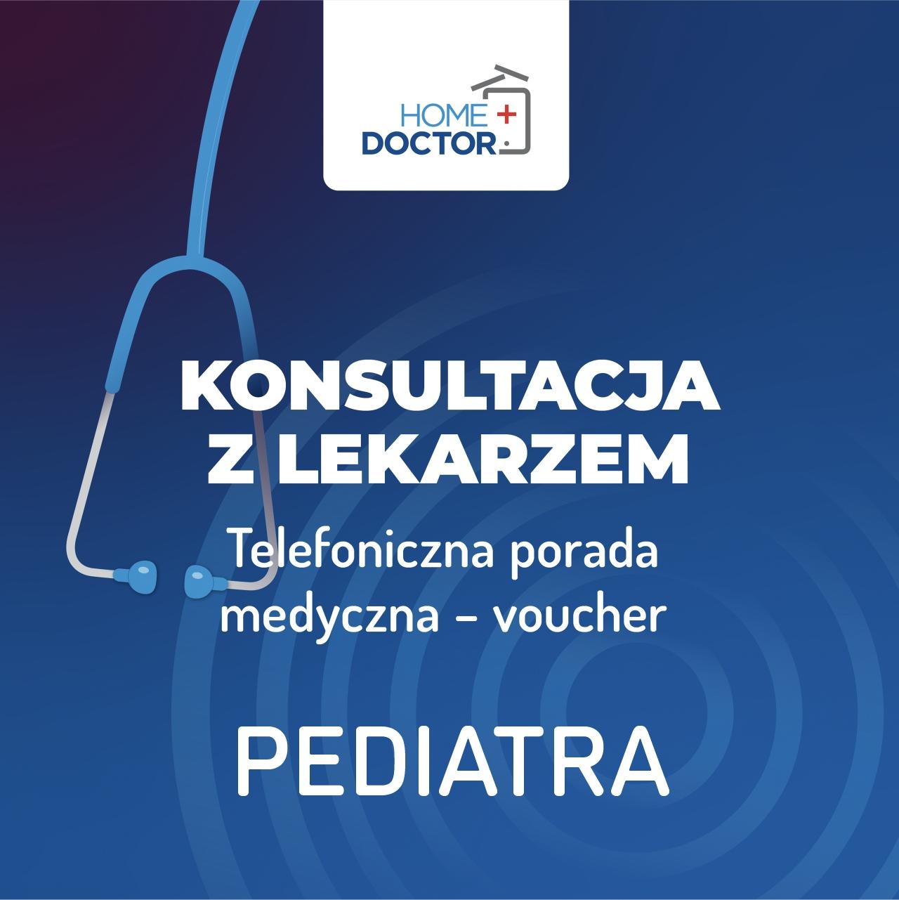 Televín s pediatrickou - poukážkou